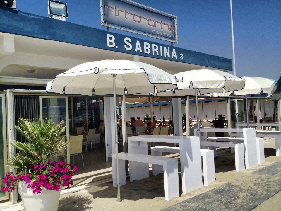 Bagno Sabrina - Riviera dei Pini - Tagliata di Cervia